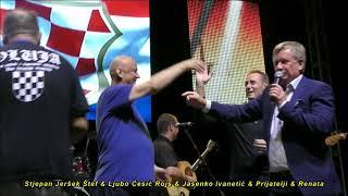 Stjepan Jeršek Štef & Ljubo Ćesić Rojs & Jasenko Ivanetić & Prijatelji & Renata