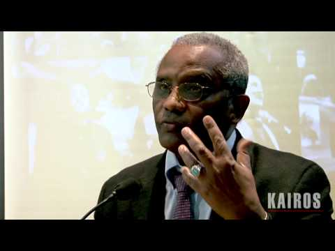 Professor Abdullahi Ahmed An-Na'im Remarks at Kairos Launch
