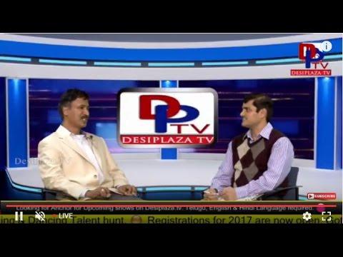 Ram Konara, Dallas Real Estate Agent Full Exclusive Interview to DesiplazaTV || Dallas || USA