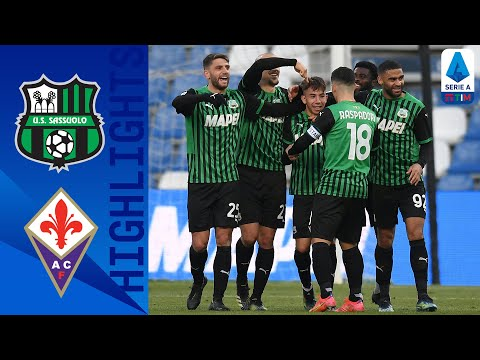 Sassuolo Fiorentina Goals And Highlights