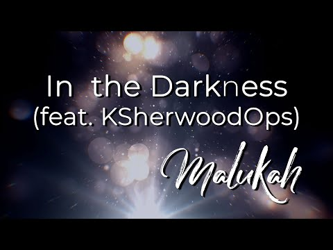 In The Darkness (feat. KSherwoodOps) - Malukah - Official Lyric Video wav