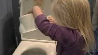 Alleke's Potty Training Video