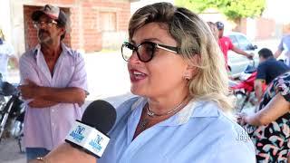 Iris Gadelha   Entrega do Sistema de Abastecimento D'Água do Castanhão
