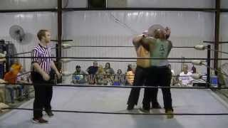 AJ Steele vs Dusty MacWilliams