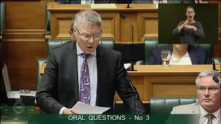 Question 3 - Dr Duncan Webb to the Minister for Trade and Export Growth thumbnail