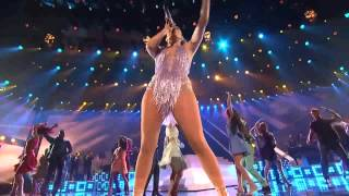 Jennifer Lopez - Quimbara/Carnaval/BembaColora 2013 AMA