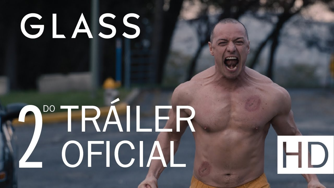 GLASS –Tráiler oficial