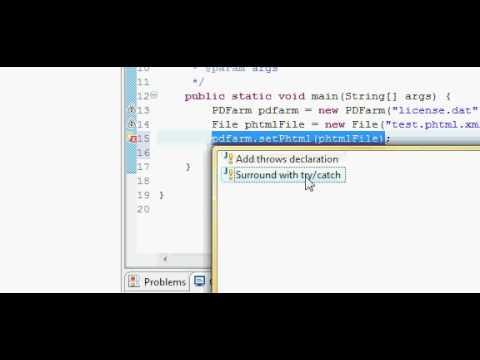 pdfbox template - java prog 77 reports itext add table doovi