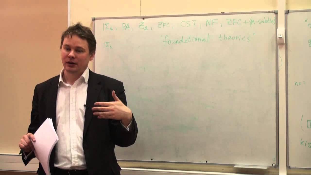 Лекция 2 | Введение в метаматематику | Андрей Бовыкин | Лекториум