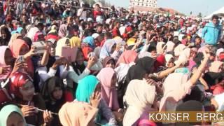 Bergek Sigli. Boh Hate Gadoeh   Korser Bergek di Stadion Kuta asan Sigli Sabtu 20 Februari 2016.
