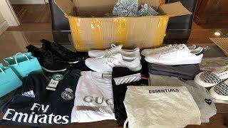 7KG Haul (Off white, Gucci, adidas, FOG vans)