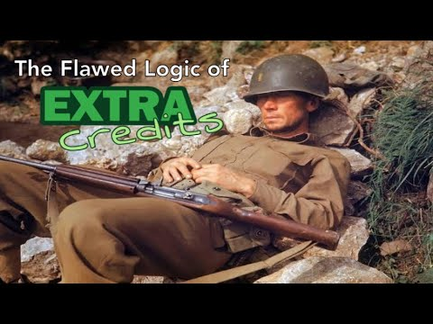 Did I Ask To Play As A US Soldier? - The Flawed Logic Of Extra Credits (Read Description)