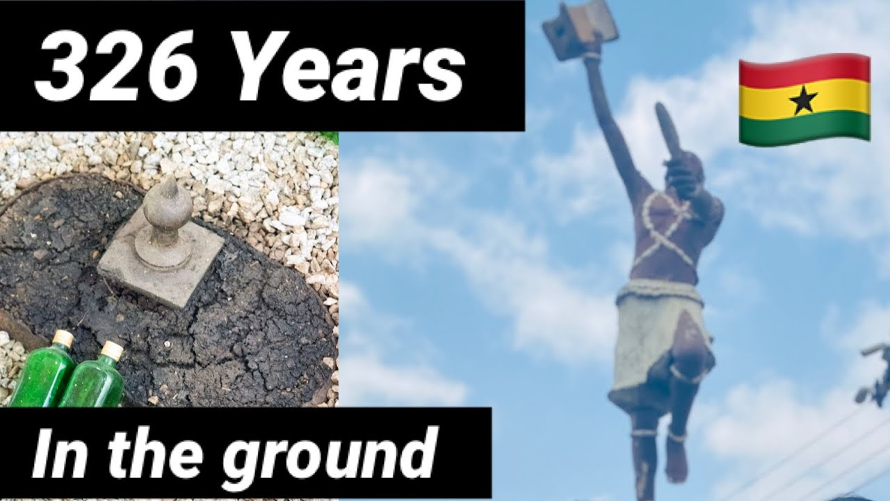 Download Ghana 's Ashanti Empire - History of the Okomfo Anokye Sword & Golden Stool | West Africa History