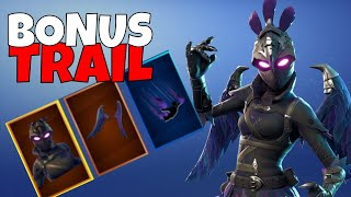 BONUS TRAIL! PIEL DE RAVAGE W/ IRON BEAK BEAK PICKAXE! (25 de agosto) Actualización de Fortnite Item Shop