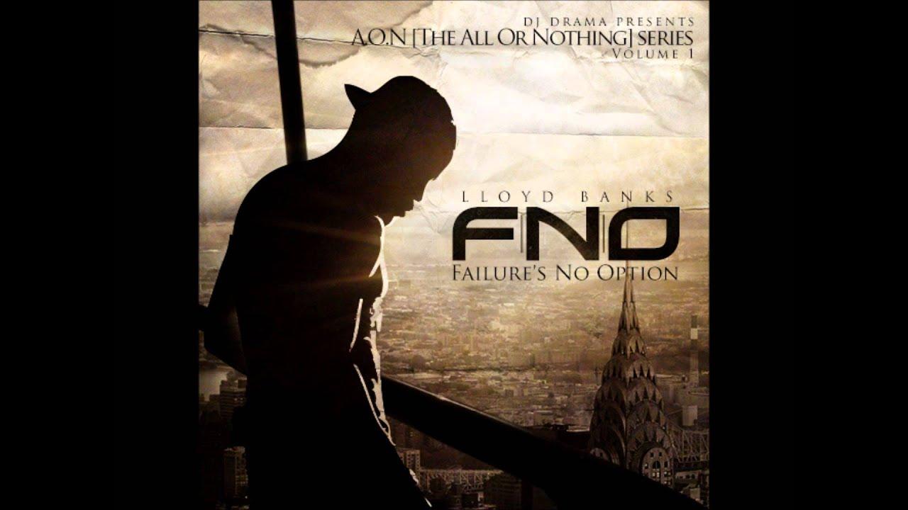 Lloyd Banks - My Flight (2013 New CDQ Dirty NO DJ) F.N.O.