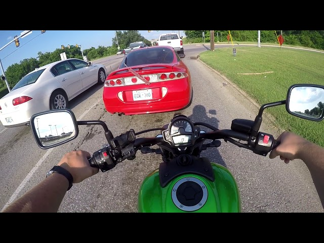 Kawasaki Vulcan S Review ( Under rated and over powered )