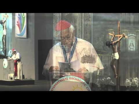 51st IEC 2016 - Testimony of His Eminence Joseph Cardinal Zen, SDB, DD 1/25/2016