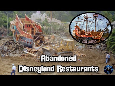 Yesterworld: 5 Abandoned & Extinct Disneyland Restaurants