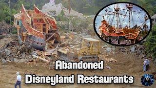 Yesterworld: 5 Abandoned & Extinct Disneyland Restaurants