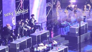 아이콘 iKON 리액션 reaction : 블랙핑크 BLACKPINK '포에버영 Forever Young' : 고척 190105