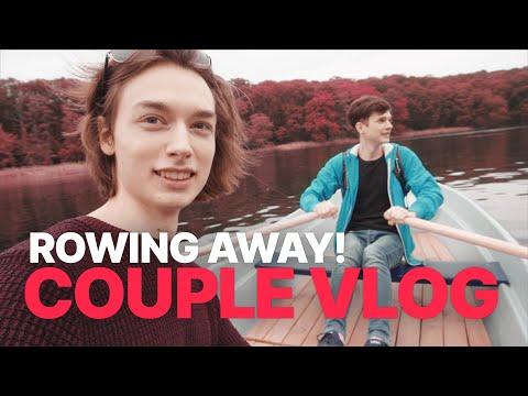 Rowing Away! — Couple VLOG