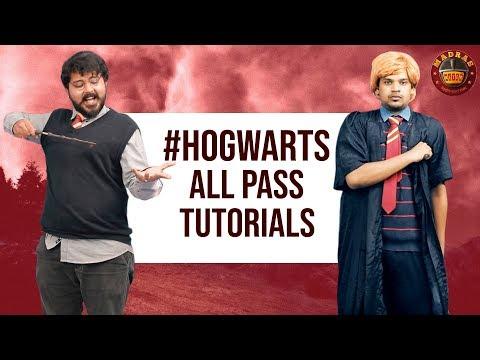 #Hogwarts All Pass Tutorials | #HarryPotter | Madras Meter