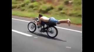 çılgın Brezilya'lı Yarışçılar - çıplak Titan Yarışı - Zozi Motor!