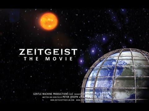 ZEITGEIST 1 The Movie DVD