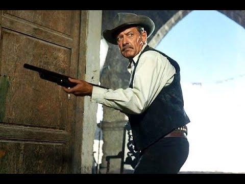 WILD BUNCH - Bank Gunfight - BEST Shootout Scene