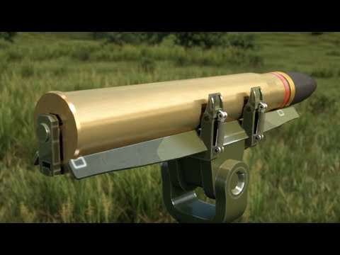 Future Anti-Tank Weapons - Fastest Missile Launcher In The World