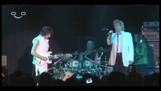 Watch Rod Stewart People Get Ready Live video