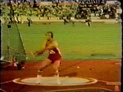 Yuri Sedych 1983 Helsinki World Champs Hammer Throw