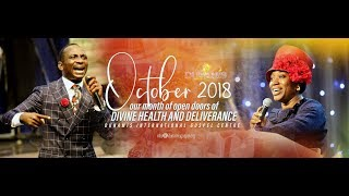 HEALING AND DELIVERANCE SERVICE. 16-10-18