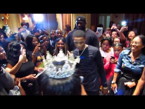 Ma'Lasha's 13th Birthday Party Feat. A-Boogie (PROMO USE ONLY)