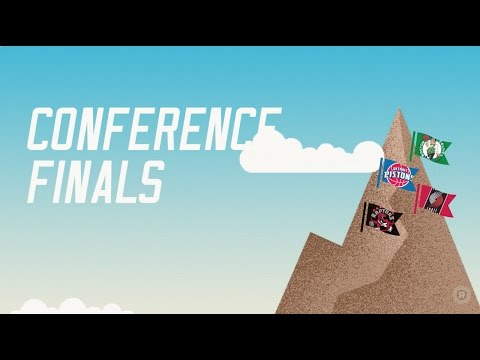 Conference Finals | NBA Squad Goals | The Ringer