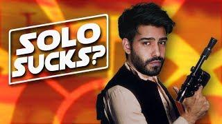 SOLO SUCKS? - Movie Podcast [Spoilers]