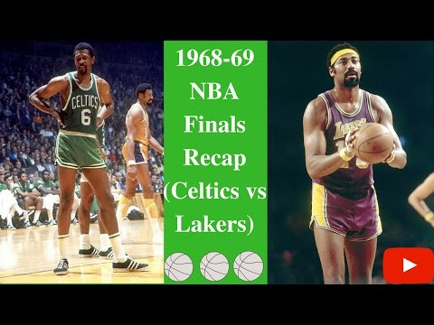 1968-69 NBA Finals Recap (Lakers vs Celtics)
