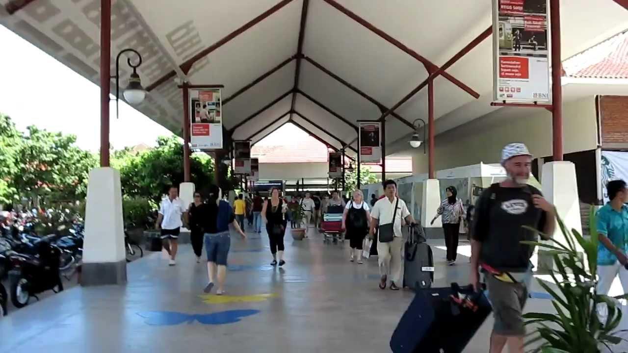 Bali Airport Denpasar Youtube