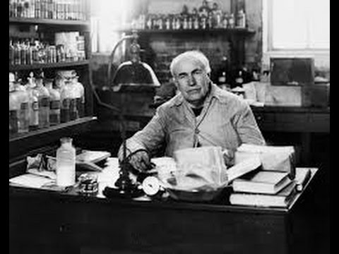 Thomas Edison Documentary HD - BEST Documentary about TESLA !