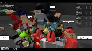 FOLLOWING THE SPEED RUN 4 GAME OWNER (Vurse) | Roblox