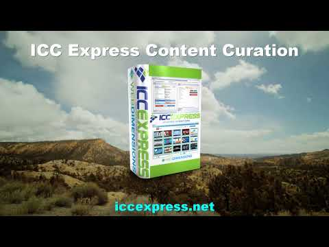 Awesome SEO Traffic Software for Organic Visitors, Rank Content with ICC Express