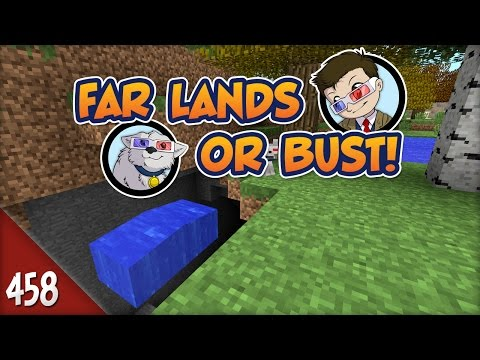 Minecraft Far Lands or Bust - #458 - Vocal Exercises