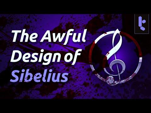 Music Software & Interface Design: Avid's Sibelius
