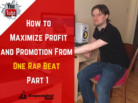 How To Promote and Sell Beats  Part 1 Pricing Your Beats
