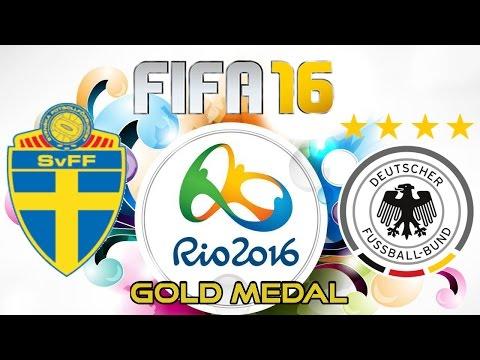 2016 Summer Olympics - Women's Football Gold Medal Match - SWEDEN v GERMANY