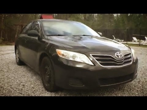2010 Toyota Camry Start Up, Exhaust, Full Review