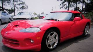 2001 Dodge Viper RT/10 Start Up, Exhaust, and In Depth Tour