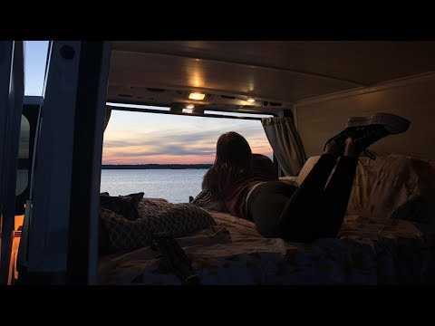 OUR FIRST VAN LIFE TRAVEL EXPERIENCE