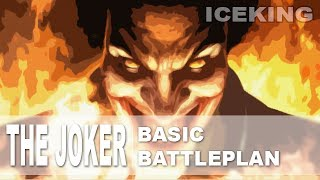 Injustice Gods Among Us - The Joker Basic Battleplan