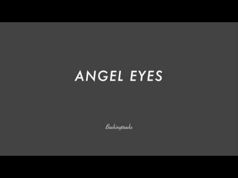 ANGEL EYES chord progression - Backing Track Play Along Jazz Standard Bible